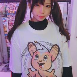 魔法陣ピーポさんBIGTシャツ/NETDREAMTHINKS