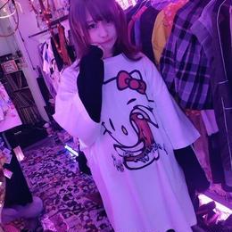 奇形モンスターBIGTシャツ/NETDREAMTHINKS