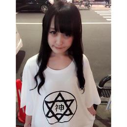 神の魔法陣BIGTシャツ/神様ごっこ