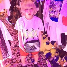 奇形モンスターBIGTシャツ/pauline marx