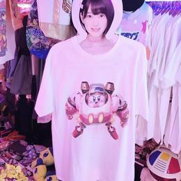 変身カービィBIGTシャツ/select
