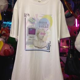 インターネットコラージュTシャツ/paulinemarx