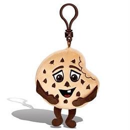 チョコチップクッキーの香り【 WhifferSniffers 】エアーフレッシュナー 芳香剤  香る ぬいぐるみ アメリカンキャラクター キーホルダー