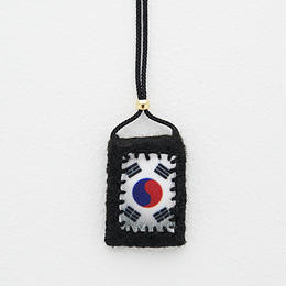 WORLD charm / Korea (Black)