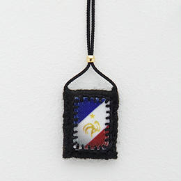 WORLD charm / France (Black)