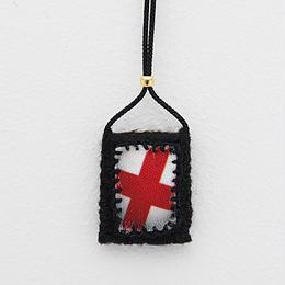 WORLD charm / England (Black)