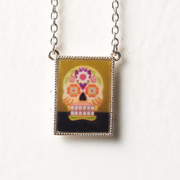 Mexican Skull / SILVER