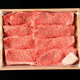 【ネット限定】稲葉牛しゃぶしゃぶ2種食べ比べ 600g