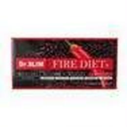 代謝の衰えによる蓄積脂肪・摂取脂肪を燃焼する!ドクタースリム ファイヤーダイエット 63粒入り