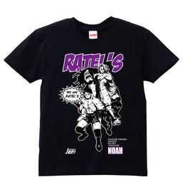 RATEL'S Tシャツ