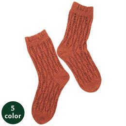 【nonnette】 Socks  NSU004Y