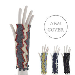 【nonnette】Jagged  Arm cover NR07M