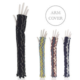 【nonnette】Jagged  Arm cover NR05M