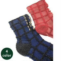 【nonnette】 Socks  NS148NA