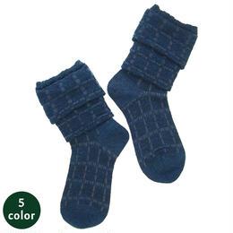 【nonnette】 Socks  NSU005Y