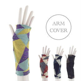 【nonnette】 Patchwork  Arm cover  NR08M