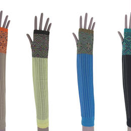 【nonnette】Fireworks  Arm cover NR013Y- 4 color
