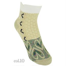 【nonnette】 Heart Socks  NS171Y-4 color