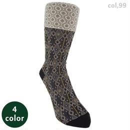 【nonnette】 Socks MEN  NMS025D