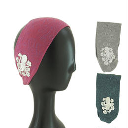 【nonnette】 Octopus Headbands  HH100R- 3 color