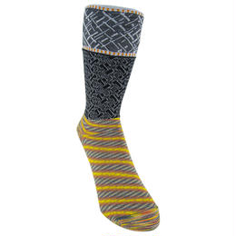 【nonnette】 Socks MEN  NMS031D-99