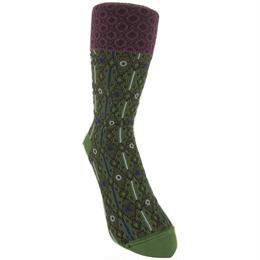 【nonnette】 Socks MEN  NMS025D-57