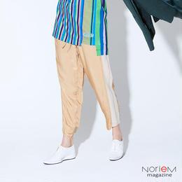 【JNBY】(08179137)パンツ NorieM magazine #33 特別付録表紙掲載
