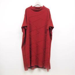 【大人のおしゃれ手帖11月号掲載】【芽風】ドレス(07225110)