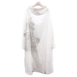 【大人のおしゃれ手帖9月号掲載】【芽風】ドレス(07225011)