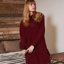 【ALYSI】(08255506)ドレス NorieM magazine #34 P44掲載