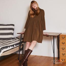 【ALYSI】(08255030)ドレス NorieM magazine #34 P41掲載(8月上旬販売予定)