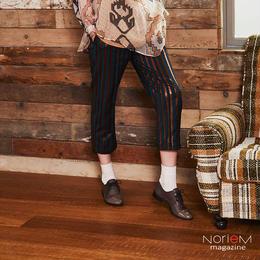 【ALYSI】(08255556)パンツ NorieM magazine #34 P45掲載