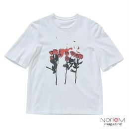 【JNBY】(08179052)Tシャツ NorieM magazine #33 特別付録P6掲載