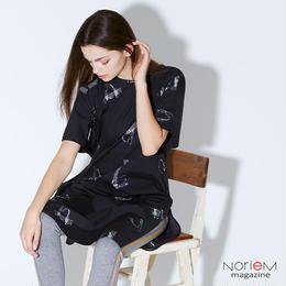【JNBY】(08179227)ドレス NorieM magazine #33 特別付録P1掲載