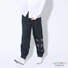 【JNBY】(08138151)パンツ NorieM magazine #33 特別付録P1掲載