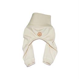 Organic Cotton Rib Pants<オーガニックコットンスムース リブパンツ> SS , S
