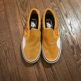 """New"" Vans Slip-On Pro HAIRY SUEDE USA企画"