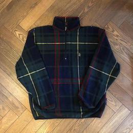 """90's """"NAUTICA"""" Fleece half-zip Made in USA"""