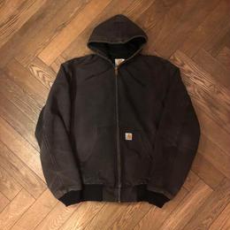 "〜90's  ""Carhartt"" Active Jacket Black"