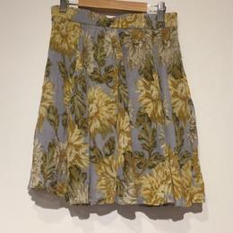 HenStyle Flower miniskirt
