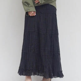 CHICO'S long skirt black