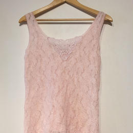 lingerie camisole pink