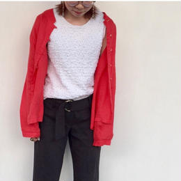 pink China shirt