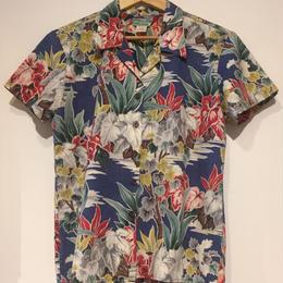 1980's RAYN SPOONER aloha shirt