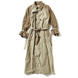 TRENCH LONG COAT 【WOMENS】