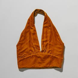 BUSTIER HOLTER NECK【WOMENS】