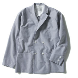 OVER SIZED DOUBLE BREASTED JACKET【MENS】