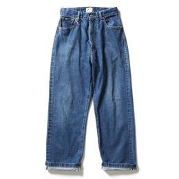 807  HIGH WAIST 5POCKET DENIM PANTS 【WOMENS】