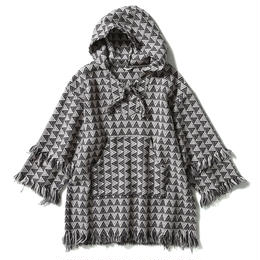 GEOMETRY MEXICAN PARKA【MENS】
