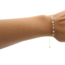 14kgf Aquamarine healing Bracelet